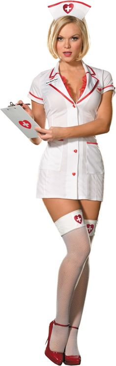 adult ophelia payne nurse costume career costumes womens costumes halloween costumes party