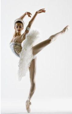 Polina Semionova ~ perfection...