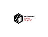 Manhattan School of Music Re-Branding
