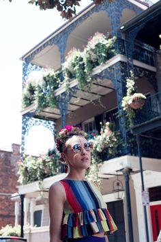 Margot's Jazz Fest Weekend