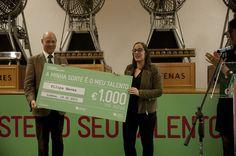 """Filipa Neves, autora da proposta vencedora """"Música Para os Meus Ouvidos"""""""