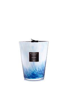 Bougie Baobab Eden Seaside - Son parfum de sel de mer, d'ambre et de menthe poivrée enchantera de notes fraîches les intérieurs.