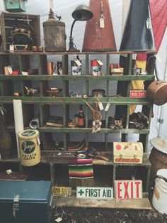 Vintage collectibles | The West Place