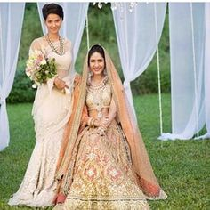 33 South Asian Brides That Totally Killed It On Their Wedding Day