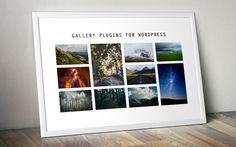 15 Best #WordPress plugins to add a #portfolio or #gallery to your website in 2018 - #webdev #webdesign Wordpress Gallery Plugin, Wordpress Plugins, Wordpress Theme, Web Design, Graphic Design, Online Portfolio, Website Template, How To Introduce Yourself, Photo Galleries