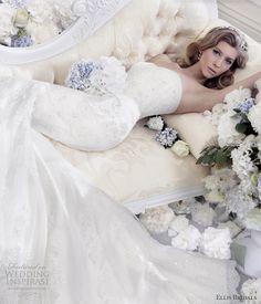 Ellis Bridals 2013 Wedding Dresses | Wedding Inspirasi