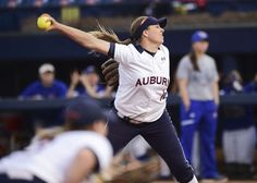 Auburn Softball Starts 60 on Jane B. Moore Field