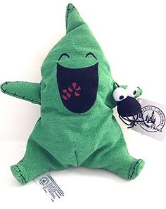 Disney Parks Nightmare Before Christmas Oogie Boogie Itty Bitty Plush Doll