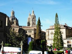 Salamanca -Spain by Olivier Rodriguez