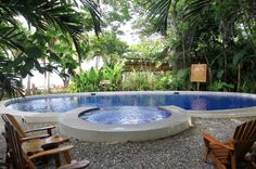 Pool Hotel Tropico Latino Santa Teresa Costa Rica #travel #vacation #family