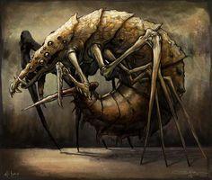creature_by_ali_tunc.jpg (700×594)