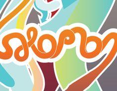 Salomon by Gunnar Frigaard, via Behance Behance, Logos, Snowboard, School, Illustration, Image, Design, Art, Illustrations