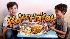 Kakerlakak | Ravensburger ❤️❤️❤️❤️ Wenn euch unsere Videos gefallen, freuen wir uns sehr über einen Daumen nach oben 👍 und ein Abo von euch (kostenlos): www.youtube.com/MakrisBros damit ihr keins unserer Videos verpasst. ❤️❤️❤️❤️