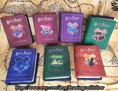Todo libro de Harry Potter 7 almohadas por BrassingtonHollow