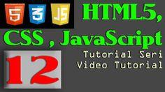 Pemrograman Web: Pendahuluan HTML http://ift.tt/29ZWXnB