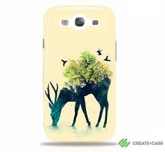 "Artist Designed Samsung Galaxy s3 case / hardcase / cover / shell - ""Watering - a life into itself"""