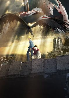 The official art for the second movieeeee. GET IT TRANSLATED ALREADY I READ THE MANGA AND THIS WILL BE GREAT.