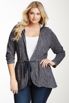 Wrap Jacket by Lucky Brand Plus Size on @HauteLook