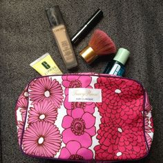 Nwot Tracy Reese For Clinique Makeup Bag!