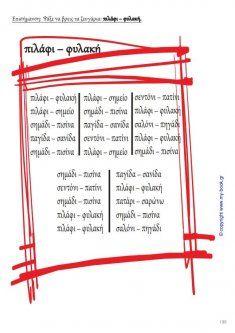 Οπτική διάκριση | My-Book.gr My Books, Chart, Perception