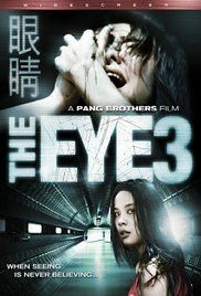The Eye Ten Movie Online. Ted, his cousin May, her best friend April and April's boyfriend, Kofei take a vacation to Thailand to visit their Thai buddy, Chongkwai, who shows them a book of ten ways to see ghosts. And the game begins...