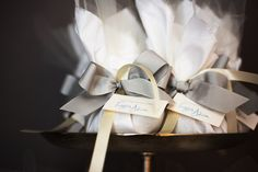 Silk favors with tiny thank you cards for special occasions and luxury weddings. Special Day, Special Occasion, Luxury Wedding, Your Cards, Thank You Cards, Fall Wedding, Favors, Silk, Weddings