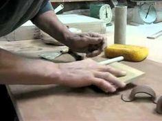 Hand Building Handles with Bill van Gilder
