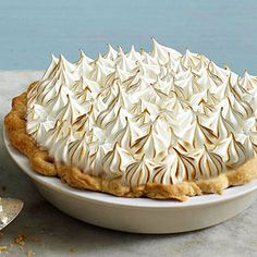 Caramel Cream Pumpkin Pie From Better Homes and Gardens, ideas and improvement projects for your home and garden plus recipes and entertaining ideas.