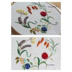 #프랑스자수 클래스 #embroidery