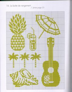 You are in the right place about topflappen stricken perlmuster Here we offer you the most beautiful Cross Stitch Sea, Beaded Cross Stitch, Blackwork Patterns, Cross Stitch Collection, Square Patterns, Modern Cross Stitch Patterns, Knitting Charts, Crochet Chart, Double Knitting