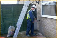 Energy saving home provide Grants for Cavity Wall Insulation.