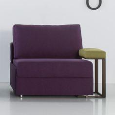 sillon cama de diseño estrecho. comprar online http://www.muebleslluesma.com/sofas-cama-individual/6823-sofa-cama-individual-modulo-goher.html#