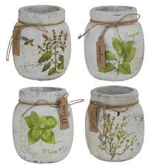 Furniture Sale, Home Decor Furniture, Dining Furniture, Painted Furniture, Spice Jar Set, Glass Spice Jars, Countertop Spice Rack, Mint Herb, Ceramic Jars