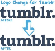 It Went Under our Radar: The New Tumblr Logo