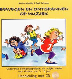bol.com   Bewegen en ontspannen op muziek + CD, M. Schneider & R. Schneider   Boeken...