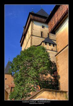 hrad karlstejn castle