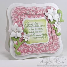 HYCCT1206 Every Day... by Arizona Maine - Cards and Paper Crafts at Splitcoaststampers