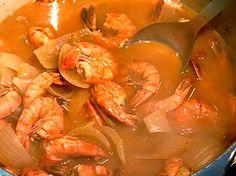 Drunken Shrimp Recipe : Patrick and Gina Neely : Food Network - FoodNetwork.com