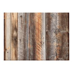 Colorado Faux Wood| US State Art Wall Decals| WallsNeedLove