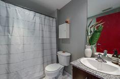 Curtains, Shower, Interior Design, Bathroom, Rain Shower Heads, Nest Design, Washroom, Blinds, Home Interior Design