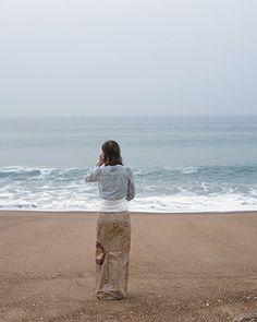 ¿Aburrida en la playa?