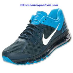 navy blue nike air max 2013