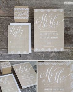 Brown Kraft/Rustic/Lac