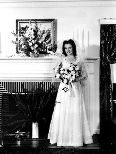 In 1942 a 16 year old Norma Jeane Baker *later, to become known as Marilyn Munroe*married neighbour, friend and first love James Dougherty.