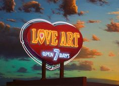 Happy Valentine's Day to every artist and art-lover!