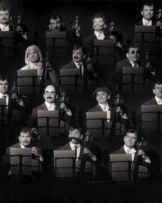 Maurice Baquet (Montage) 1957 by Robert Doisneau Henri Cartier Bresson, Robert Doisneau, Color Photography, Vintage Photography, Street Photography, Urban Photography, Isabelle Hupper, Leica, Buster Keaton