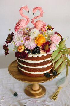 wedding cake idea; photo: Apryl Ann Photography