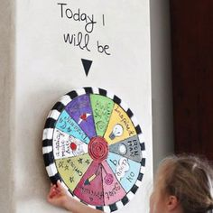 I love this idea, it's a cute thing to do with your kids.
