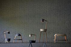 Lampes / Tafelstukken Mint edition Daphna Laurens