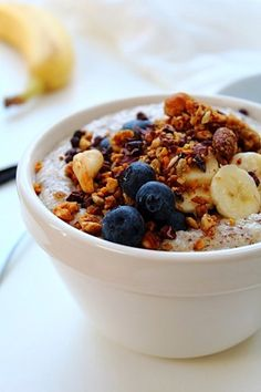 """paleo porridge These """"oats"""" totally blew me away, made with a mix of cauliflower, eggs and ground flax,"""
